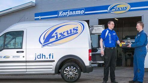 Fixus Center Joensuu, Joensuu