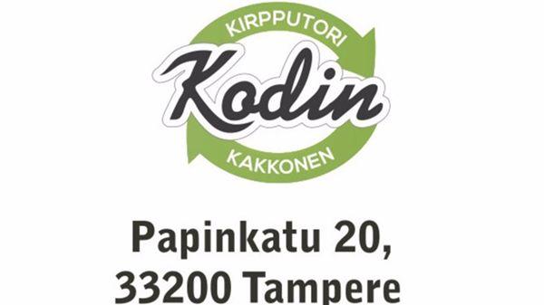 Kirpputori Kodin Kakkonen, Tampere
