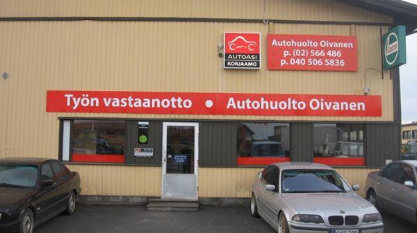 Autoasi Autohuolto Oivanen, Huittinen