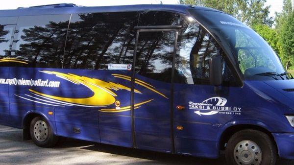 Kuortaneen Taksi & Bussi Oy, Kuortane