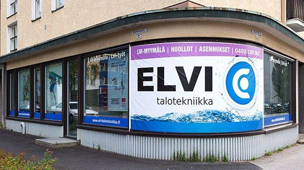 Elvi Oy Talotekniikka, Jyväskylä