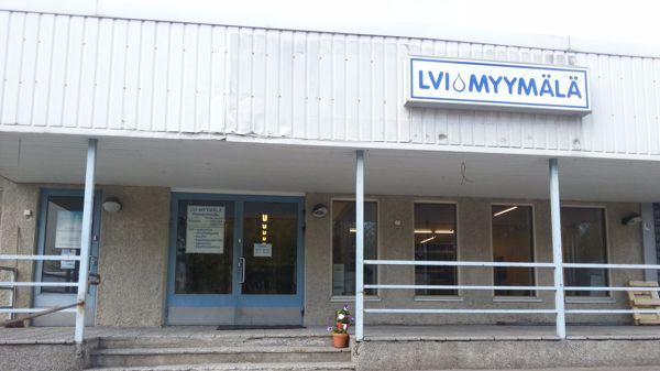Lvi-Myymälä Raiskinmäki Oy, Keuruu
