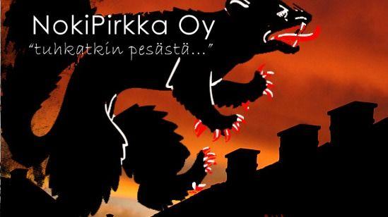 NokiPirkka Oy, Nokia