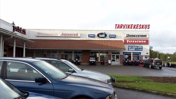 Tarvikekeskus Ranua, Ranua
