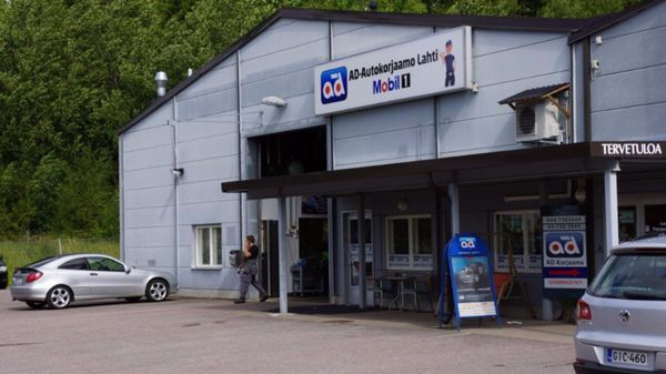 AD Autokorjaamo Lahti, Lahti