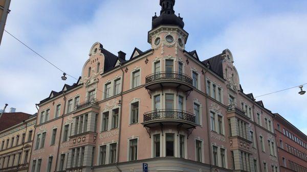 Inspirans Oy, Helsinki