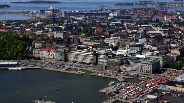 Elinkeinoelämän keskusliitto EK, Helsinki