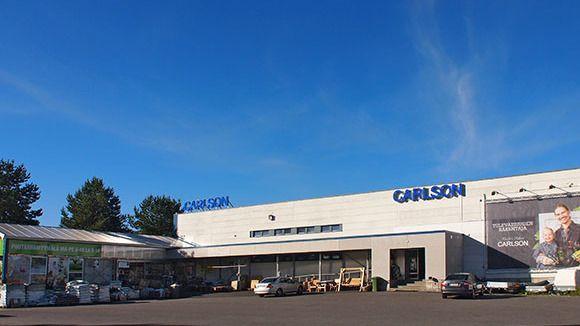 Carlson Keskusvarasto, Kuopio