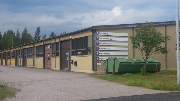 Riihimäen kaupunki Kierrätyskeskus, Riihimäki