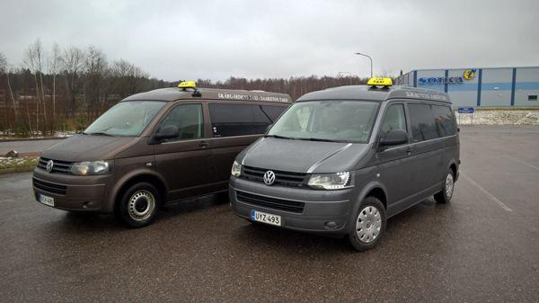 Skärgårdens Taxi - Saariston Taksi, Hanko