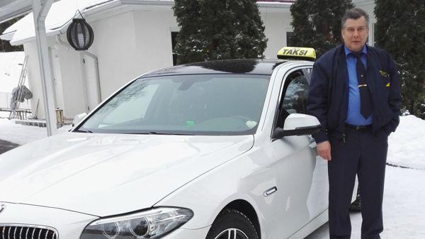 Taksi Vääksy Jari Ojala, Asikkala