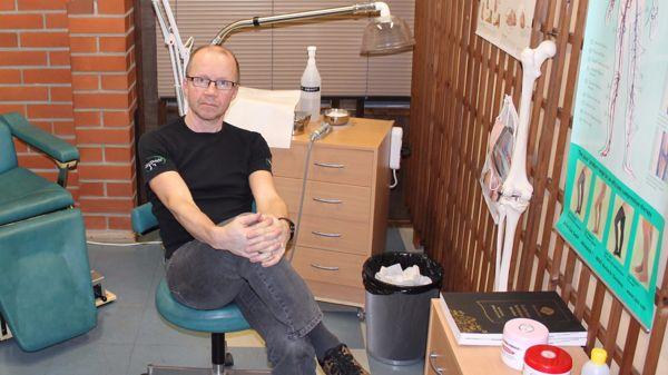 Jalkaterapiapalvelut Markus Kokkonen, Keitele