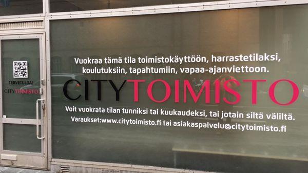 Citytoimisto, Tampere
