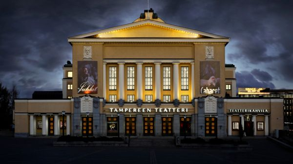 Tampereen Teatteri, Tampere