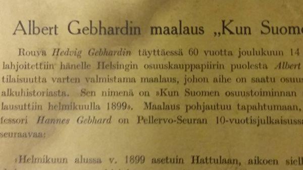 Paperikonservointi P. Ukkonen, Hämeenlinna