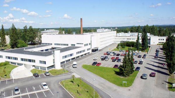 Vammalan sairaala, Sastamala