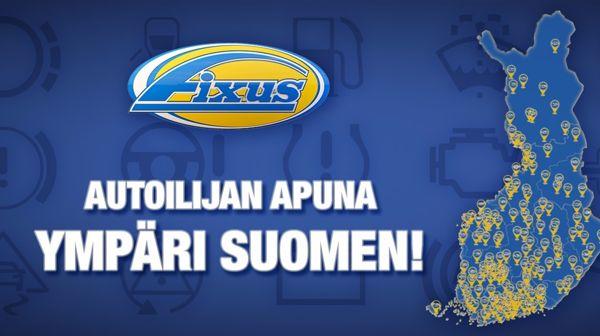 Autovaraosa Fixus Kuopio, Kuopio