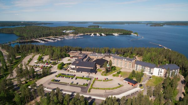 Hotelli Imatran Kylpylä, Imatra
