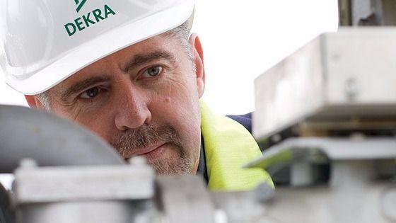 DEKRA Industrial Oy, Kouvola