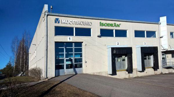 Muottikolmio, Vantaa