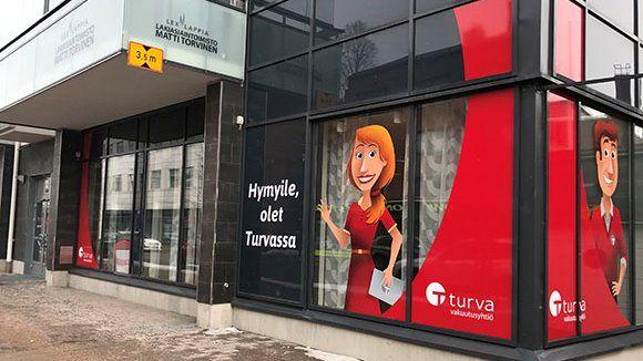 Keskinäinen Vakuutusyhtiö Turva, Rovaniemi, Rovaniemi