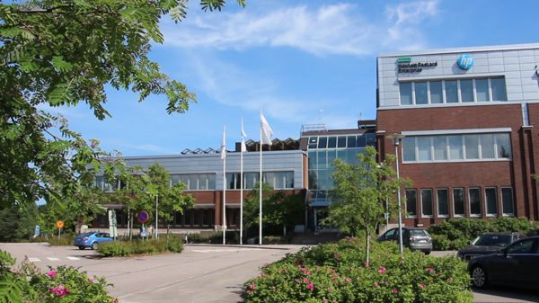 Hewlett-Packard Oy (Hewlett Packard Enterprise, HPE), Espoo