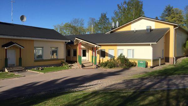 Orimattilan kaupunki Luhtikylän koulu, Orimattila