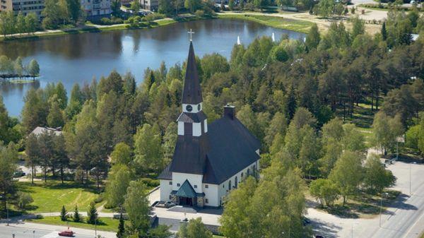 Rovaniemen seurakunta Rovaniemen kirkko, Rovaniemi