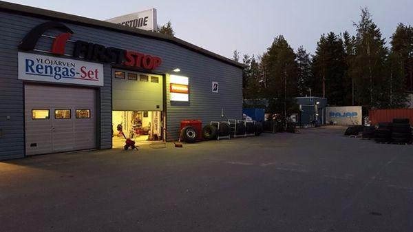 First Stop Ylöjärvi, Ylöjärvi