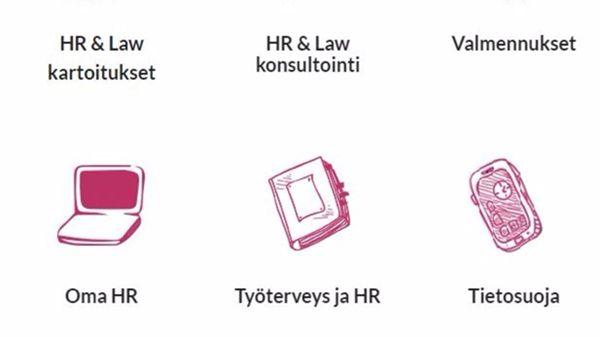 HR Legal Services Oy, Helsinki