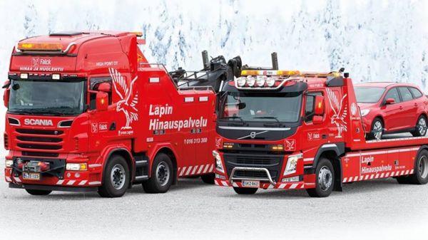 Lapin Hinauspalvelu Oy, Rovaniemi