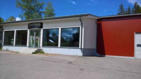 Naroma-Tuote Oy Peltiteostehdas, Lahti