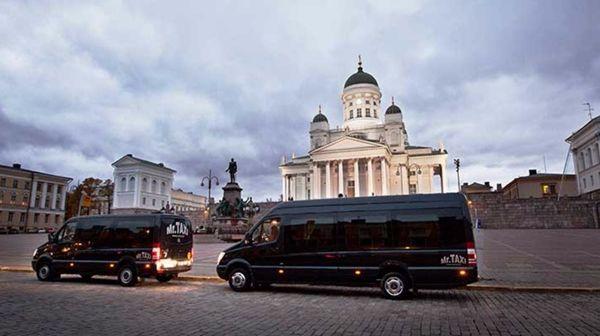Mr. Taxi Oy, Helsinki