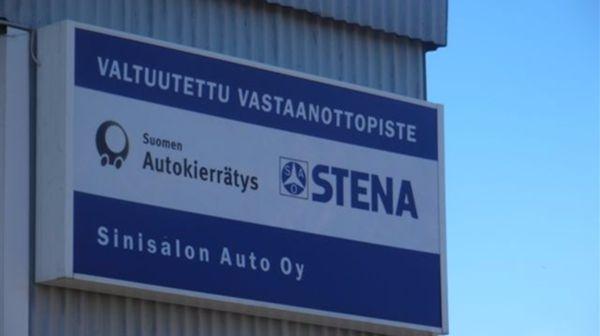 Sinisalon Auto Oy, Kouvola