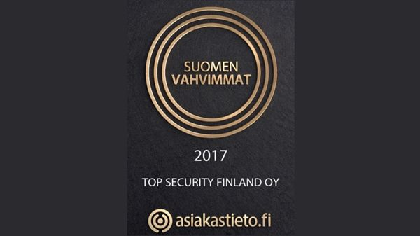 Top Security Finland Oy, Turku