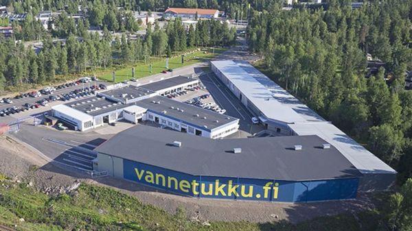 vannetukku.fi Oy, Kouvola