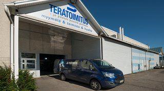 Terätoimitus Lehtinen Oy, Lahti