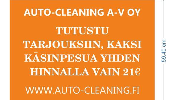 Auto-Cleaning A-V Oy, Vantaa