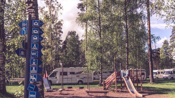 Huhtiniemi Camping, Lappeenranta