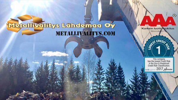 Metallivälitys Lähdemaa Oy, Salo