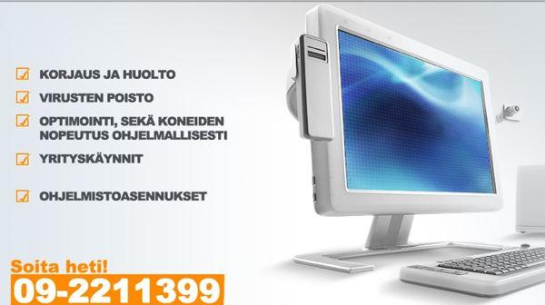 JK-Tietokoneet Oy, Kirkkonummi