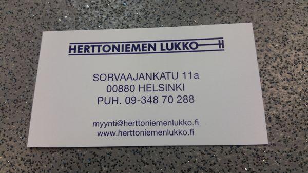Herttoniemen Lukko Oy, Helsinki