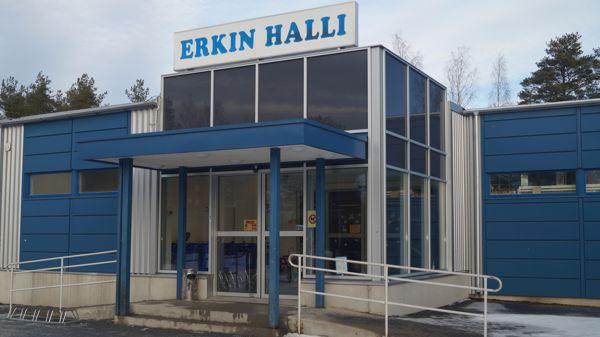 Erkin Halli