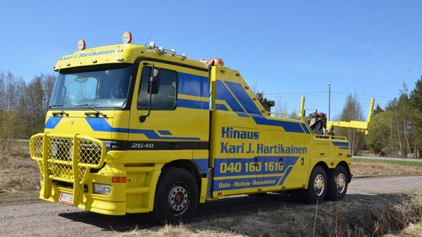 Hinaus Kari J. Hartikainen Oy  Rovaniemi / Sodankylä, Rovaniemi