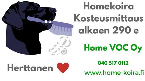 Home VOC Oy, Espoo