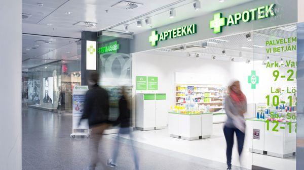Suomen Apteekkariliitto, Helsinki