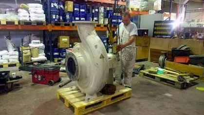 Kotek Factory Service Oy, Kokkola