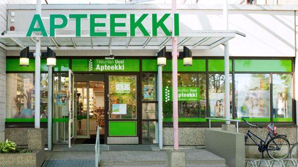 Tikkurilan uusi apteekki, Vantaa