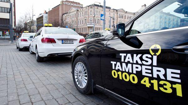 Taksi Tampere, Tampere