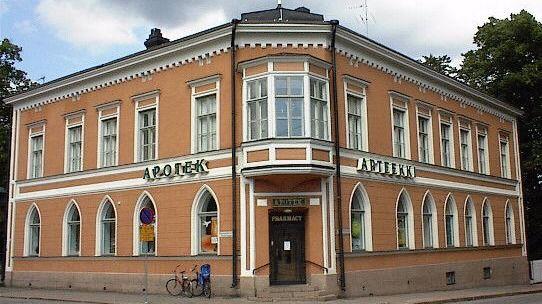 Loviisan Kruunu-apteekki, Loviisa